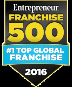 nr1 top global franchise